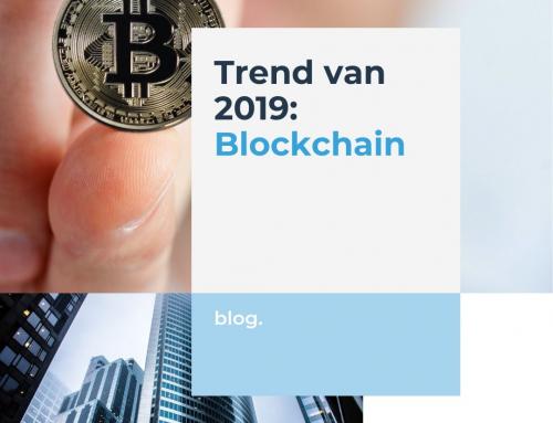 Trend van 2019: Blockchain