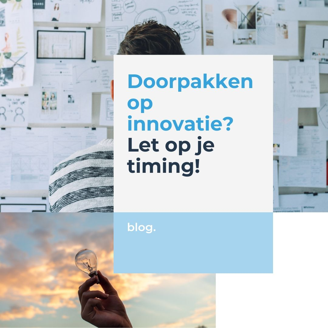 Blog Doorpakken op innovatie Whyellow