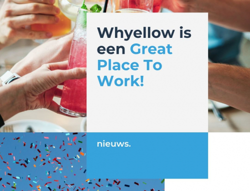 Whyellow is Great Place to Work Certified!