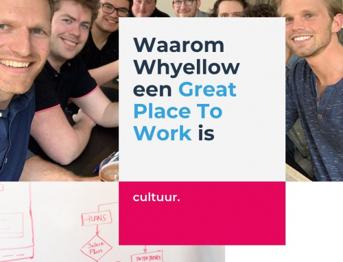 Waarom Whyellow een Great Place to Work is