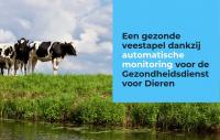Automatische monitoring voor de Gezondheidsdienst voor Dieren
