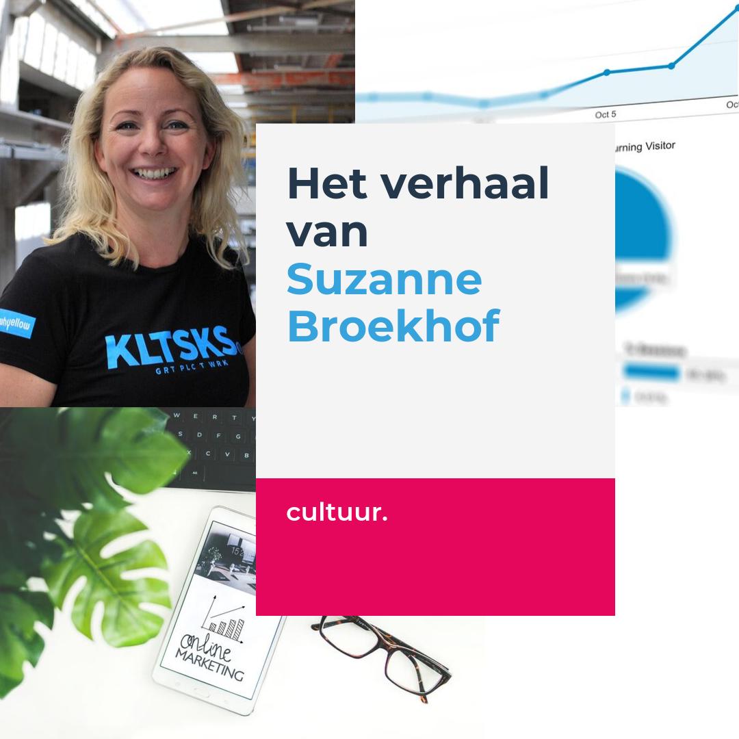 verhaal Suzanne Broekhof