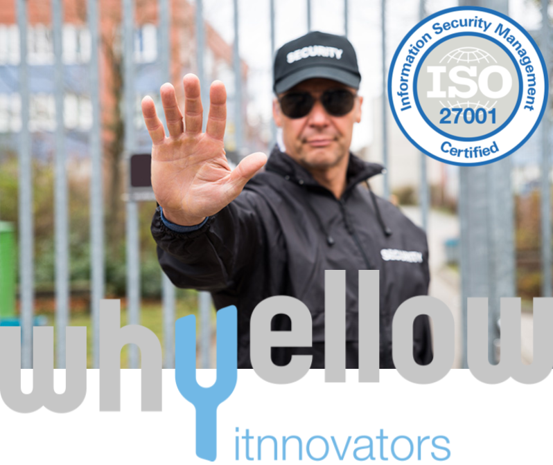 Whyellow ISO27001 informatiebeveiliging