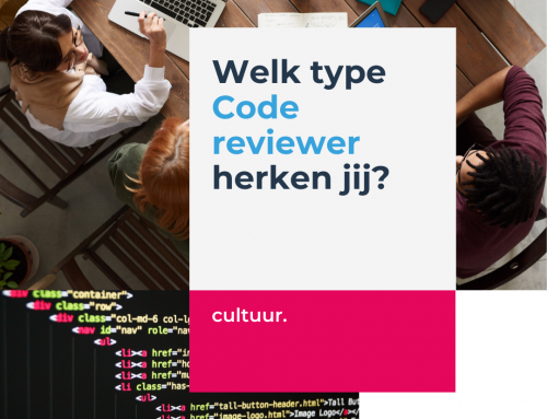 De 8 type code-reviewers: wie herken jij?