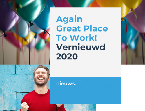 Still Great Place to Work | 2020