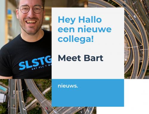 Hallo nieuwe collega: Meet Bart!