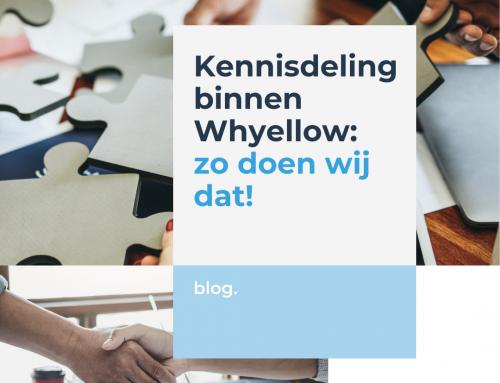 Kennisdeling binnen Whyellow: zo doen wij dat